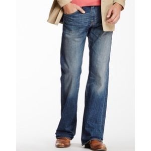 Ag fillmore bootcut jeans size 29R